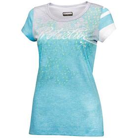 Protective KA Tectron T II Naiset t-paita , harmaa/sininen